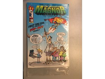 The mighty Magnor Sergio Aragonés & Mark Evainer, pop-up  Groo