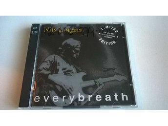 Nils Lofgren - Everybreath, CD, rare!