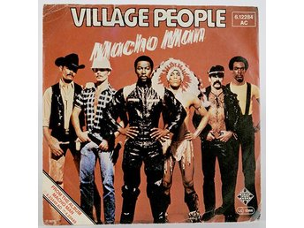 Village People - Macho Man 6.12284 AC