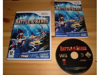Wii: Battle of the Bands