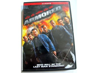 Armored  dvd film