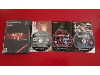The Silent Hill Collection PS2