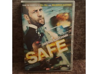 Safe (Jason Statham ) DVD - Luleå - Safe (Jason Statham ) DVD - Luleå