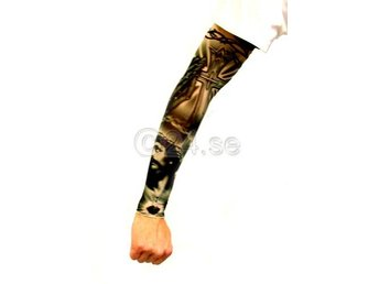 "Tattoo Sleeves / Tatuerade armar ""Blessed"""