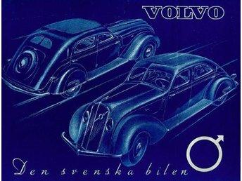VOLVO PV 36 CARIOCA 1935 ULTRA EXTREM ART DECO A2 POSTER - Helsingborg - VOLVO PV 36 CARIOCA 1935 ULTRA EXTREM ART DECO A2 POSTER - Helsingborg