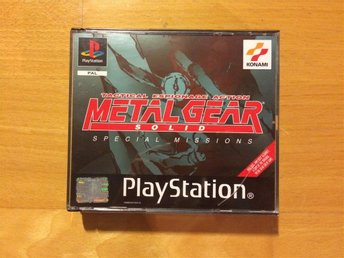 Metal Gear Solid: Special Missions - PlayStation