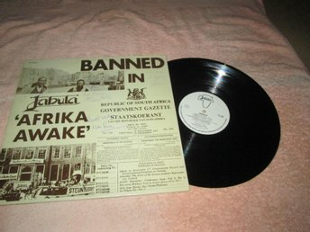 JABULA AFRIKA AWAKE  UK