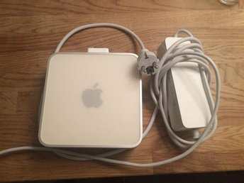 Mac mini (Early 2006) - Intel Core Duo 1,66 GHz