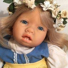 "GOTZ Doll ""Ida""  Collectable Doll, Rare Vintage Doll, Carin Lossnitzer, Götz"