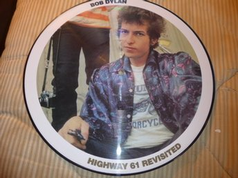 Bob Dylan - Highway 61 revisited - PIC DISC