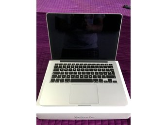 "Apple MacBook Pro Retina 13"" i5 2.7GHz 