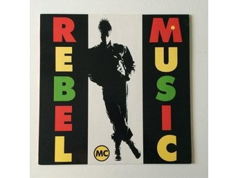 REBEL MC - REBEL MUSIC. (LP)