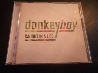 donkeyboy caucht in a life cd