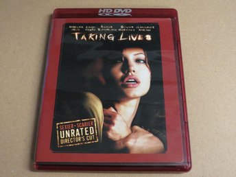 TAKING LIVES (HD DVD) Angelina Jolie