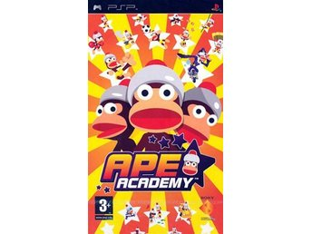 Ape Academy - Playstation PSP