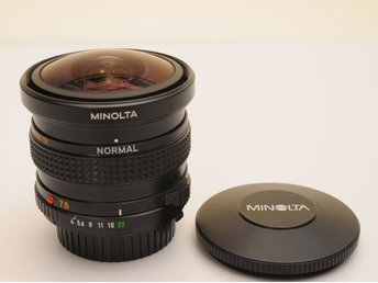 Minolta MD 7,5/4 Fish-Eye