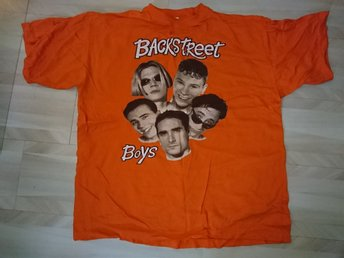 Backstreet Boys t-shirt 90 tal