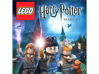 Harry Potter Years 1-4 Wii