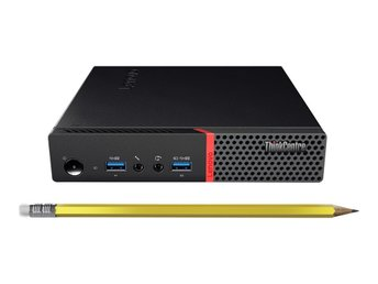 Lenovo ThinkCentre M600 Tiny 10G9 SFF J3710 4GB 128GB Windows 10 Pro 64-bit