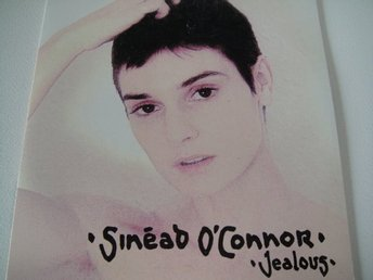 SINEAD O'CONNOR Jealous CD SINGEL