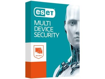ESET Multi-Device Securi 1 year, 3 units BOX