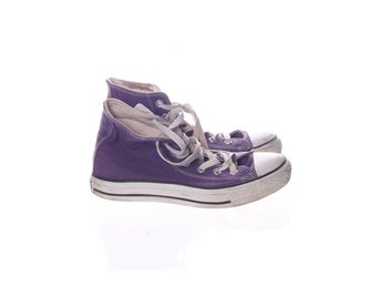 All Star, Sneakers, Strl: 38, Lila/Vit