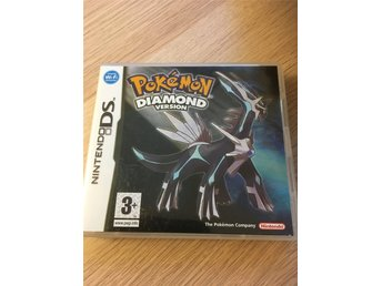 Pokemon Diamond DS