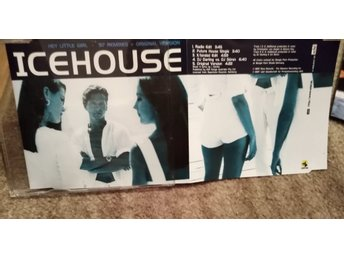 Icehouse - Hey Little Girl ('97 Remixes), CD