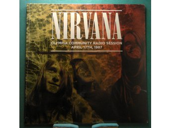 Nirvana – Olympia Community Radio Session 1987 (Still Sealed)