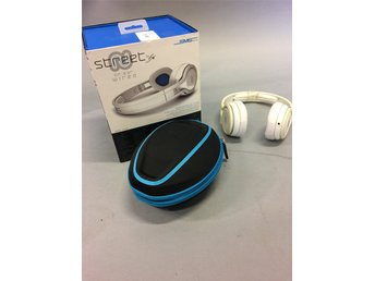 Sms audio street by 50 on-ear wired hörlurar - Defekta