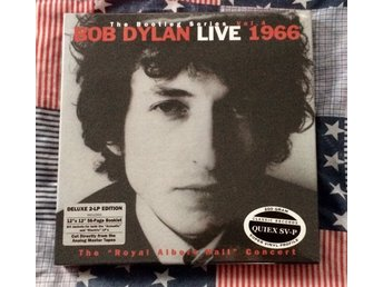Bob Dylan - The Bootleg Series Vol 4. Live 1966 (2 - Vinyl / LP Box).