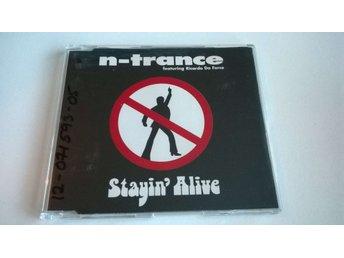 N-Trance - Stayin' Alive, CD