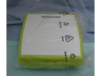 Tupperware sandwichbox grön/vit inplastad - Upplandsväsby - Tupperware sandwichbox grön/vit inplastad - Upplandsväsby