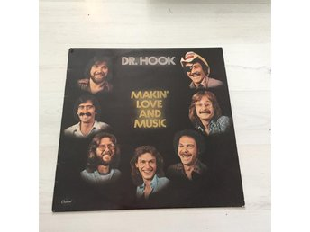 DR. HOOK - MAKIN´LOVE AND MUSIC. (LP)
