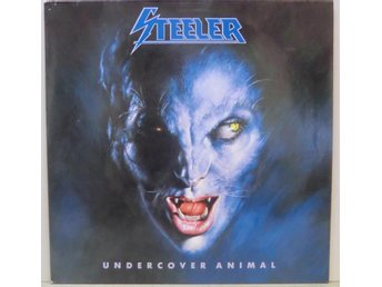 Steeler-Undercover animal / LP (Axel Rudi Pell)