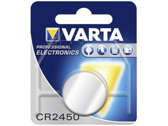 100x1 Varta electronic CR 2450 PU master box