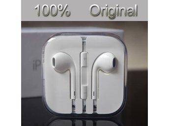 Original iPhone & iPad hörlurar till Apple - Karlstad - Original iPhone & iPad hörlurar till Apple - Karlstad