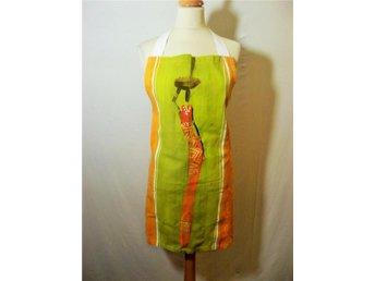 Förkläde i härliga färger - Afrika-inspirerat - Gävle - Förkläde i härliga färger - Afrika-inspirerat - Gävle