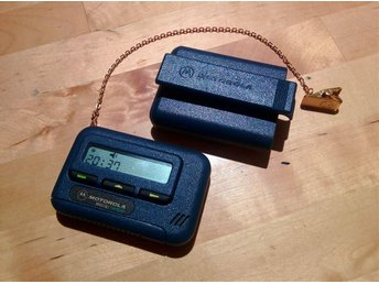 Motorola Minicall Express - Personsökare - östersund - Motorola Minicall Express - Personsökare - östersund