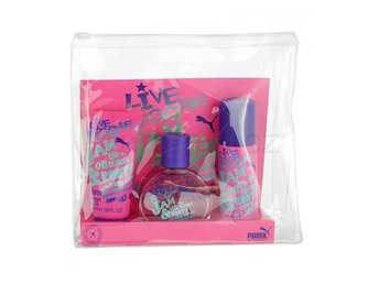 Giftset Puma Jam Woman Edt 40ml + Shower Gel 50ml + Deodorant 50
