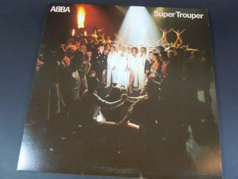 LP / VINYL / ALBUM / SKIVA - ABBA - SUPER TROUPER