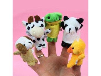 Cute Cartoon Animal Finger Dollett Biological Animal - Hongkong - Cute Cartoon Animal Finger Dollett Biological Animal - Hongkong