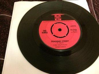 Kinks: Deadend Street (UK-1966) - Sollerön - Kinks: Deadend Street (UK-1966) - Sollerön