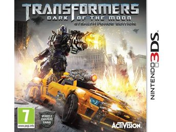 Transformers Dark of the Moon - Stealth Force Edition - Nintendo 3DS
