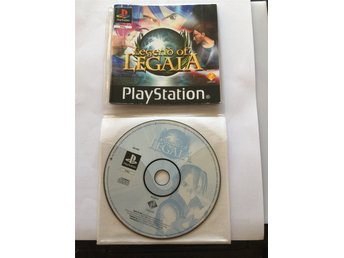 Legend of Legaia - Playstation PAL