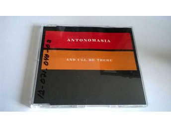 Antonomasia - And I'll Be There, CD