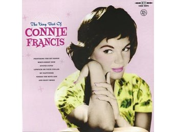 Francis Connie: Very best of... (Vinyl LP)