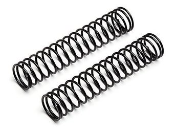 HPI #101784 Shock spring rear black HPI Trophy Truggy