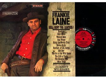 FRANKIE LAINE - HELL BENT FOR LEATHER