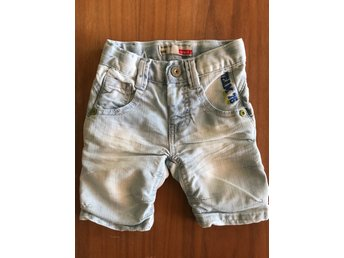 Nyskick! Jeansshorts, Name it, strl 74